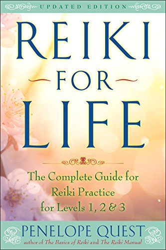 Penelope Quest - Reiki for Life