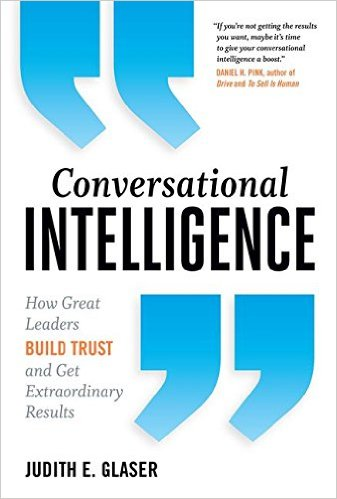 Judith E. Glaser - Conversational Intelligence
