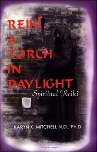 Reiki a Torch in Daylight